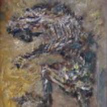 Art by Aga Czech: FOSIL