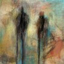 Art by Aga Czech: SOUL-MATES