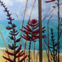 Art by Aga Czech: OCEAN