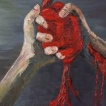 Art by Aga Czech: HEART