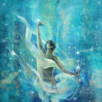 Art by Aga Czech: SPIRITUAL CLEANSE