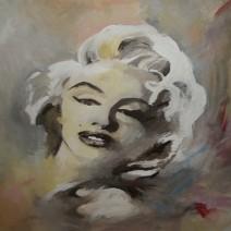 Art by Aga Czech: Ms.MONROE