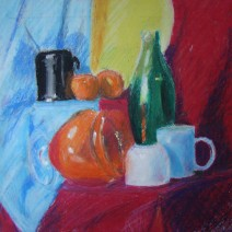 Art by Aga Czech: STILL LIFE